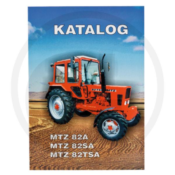 Katalog ciągnik MTZ-82A / 82SA / 82-TSA