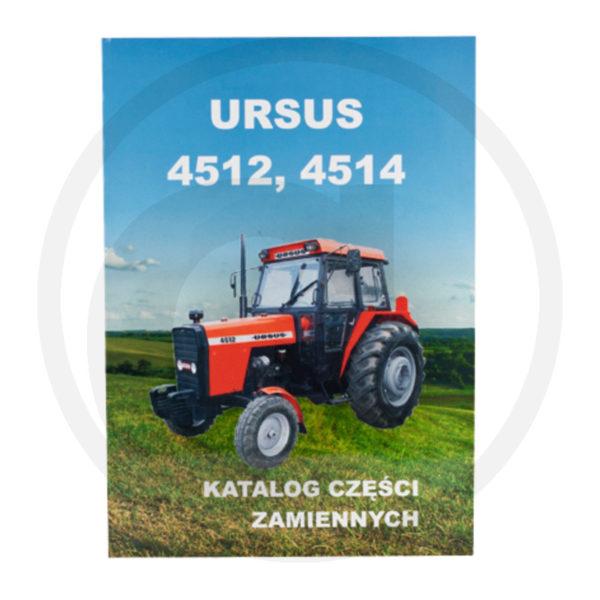 Katalog Ursus 4512 / 4514