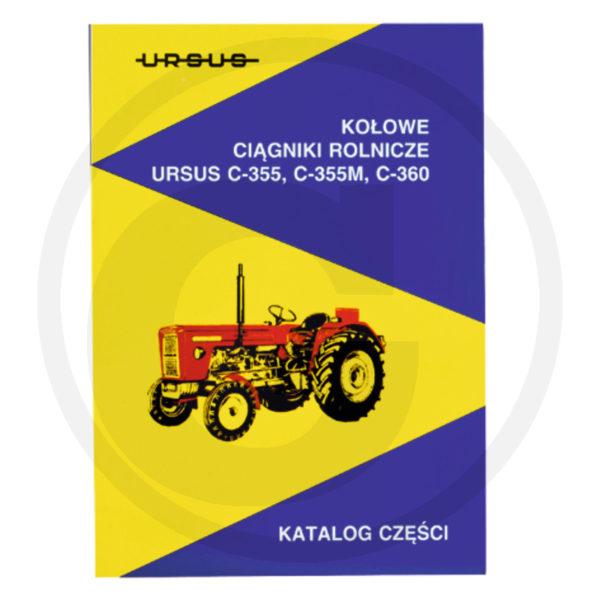 Katalog Ursus C-360