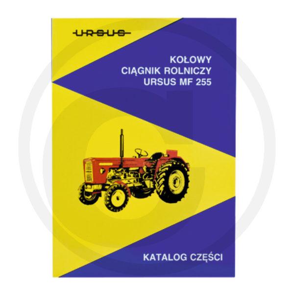 Katalog MF 255 / Ursus 3512