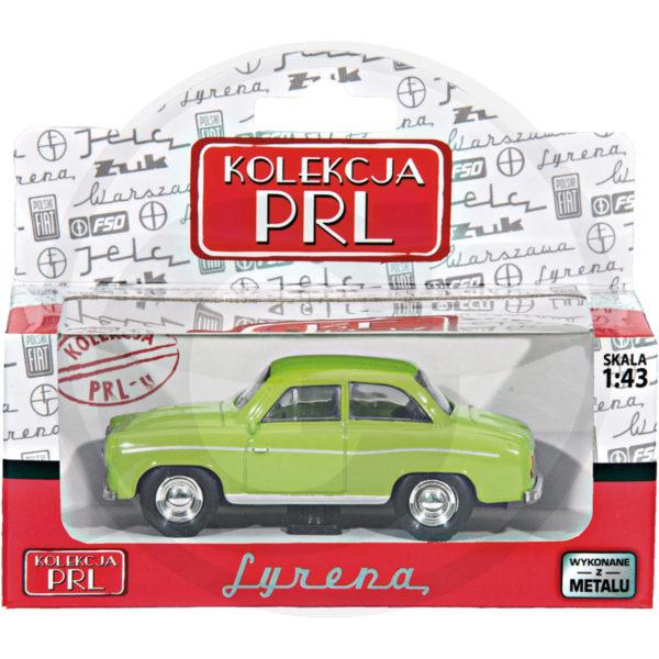 Syrena 104 zielona Kolekcja PRL