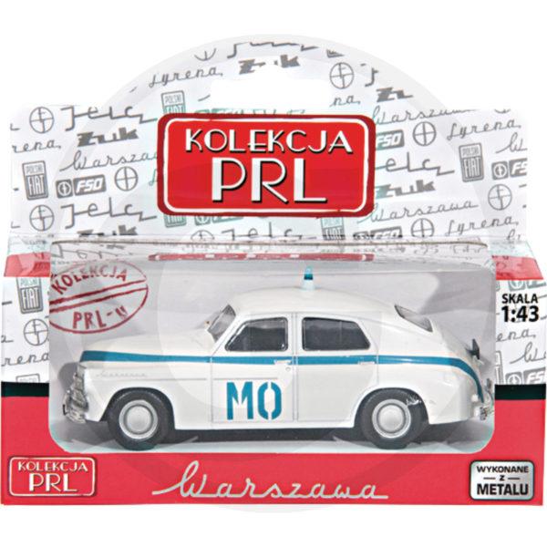 Warszawa M-20 MO Kolekcja PRL