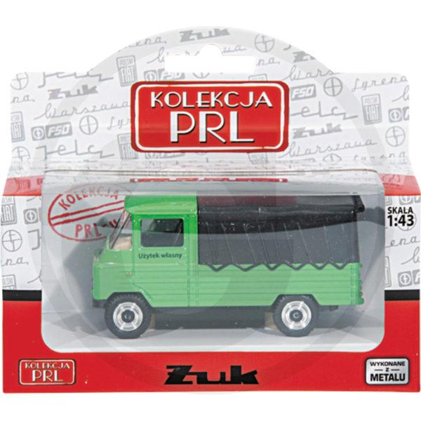 Żuk zielony Kolekcja PRL