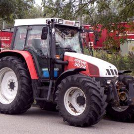 Steyr 9078