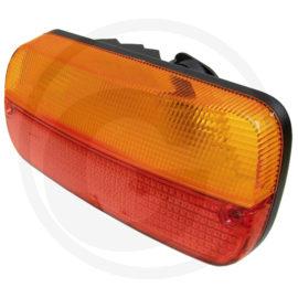 Lampy drogowe tylne