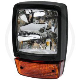 Lampy drogowe przednie